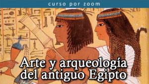 Arte y Arqueología del antiguo Egipto @ Online